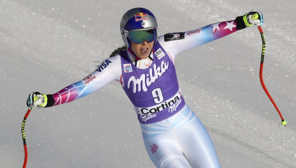 After missing the 2014 Sochi Games with an injured right knee, Lindsey Vonn is determined to have memorable performanes in South Korea in what she maintains, at age 33, will be her final Olympics.