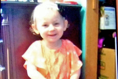 Kendall Chick died Dec. 8, 2017, less than two weeks after her fourth birthday.