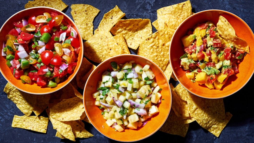 Skip the jar and make a fresh salsa that's right for you.