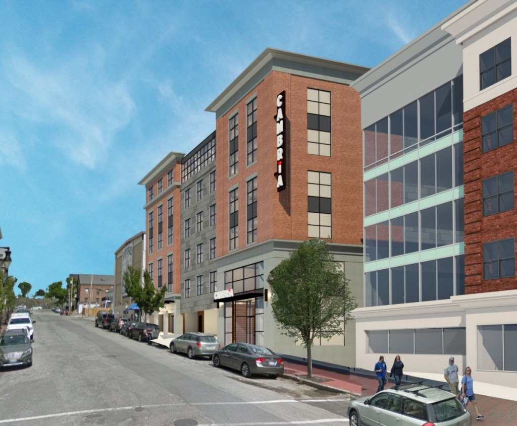 Shipyard Brewing Co.'s $65 million redevelopment proposal that includes a beer-themed hotel is forcing about 30 employees who work in the Portland brewery to look for new jobs.