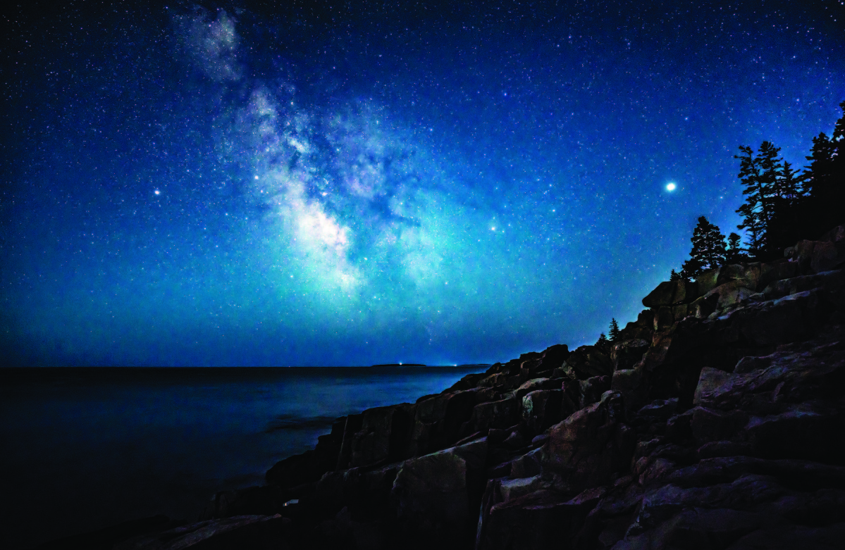 Let there be dark: Advocates push Maine as astrotourism