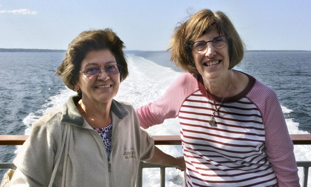 After 50 years of letters, Maine woman meets pen pal again - Portland