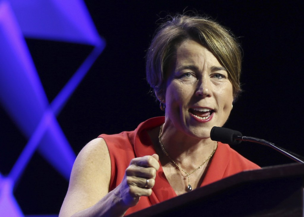Massachusetts Attorney General Maura Healey and the state have sued the maker of OxyContin over the deadly opioid crisis and has become the first state to also target the company's executives. Healey announced the lawsuit against Purdue Pharma and 16 current and former executives and board members, including CEO Craig Landau on Tuesday.