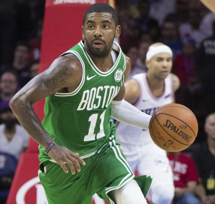 Kyrie Irving is dynamic when he plays, but keeping him on the court has been a problem throughout his career.