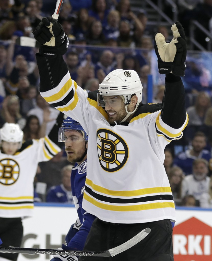 Left wing Rick Nash, who played for the Boston Bruins, is one of the top wings who figure to draw attention from teams preparing to stock their rosters for the upcoming season.