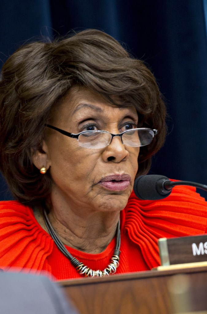 "Rep. Maxine Waters, D-Calif., says that the public should ""absolutely harass"" President Trump's Cabinet officials."