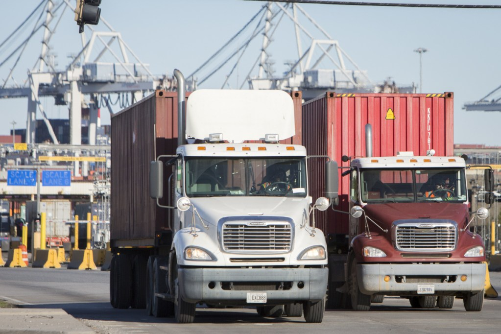 The nation's truck driver shortage is expected to hit 63,000 this year, causing delayed deliveries and higher prices at the store.