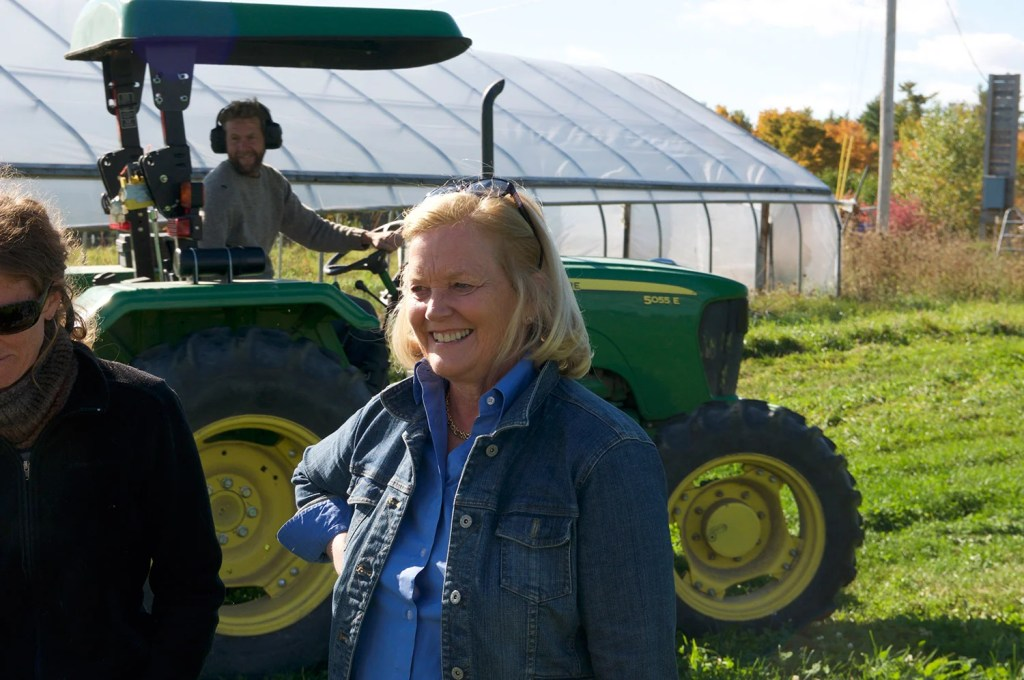 U.S. Rep. Chellie Pingree, who represents Maine's 1st Congressional District, is a co-sponsor of the Green New Deal proposal.