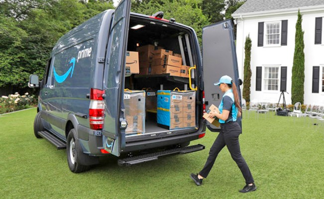 Amazon Wants You To Start A Business Delivering Its