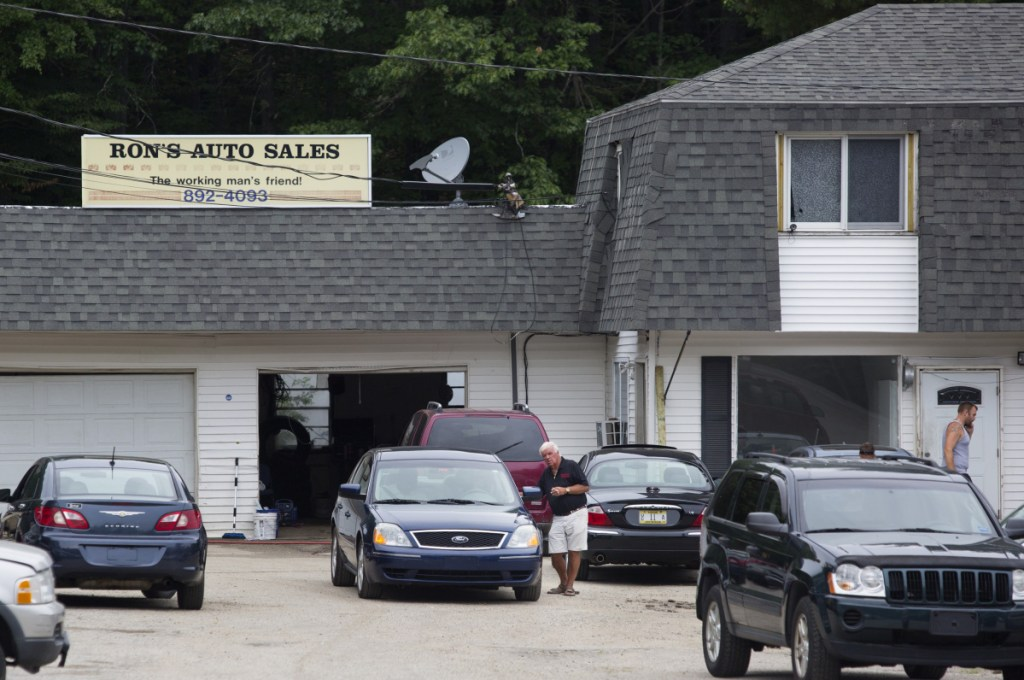 Ron'S Auto Sales >> Authorities Investigating Windham Business In Counterfeiting