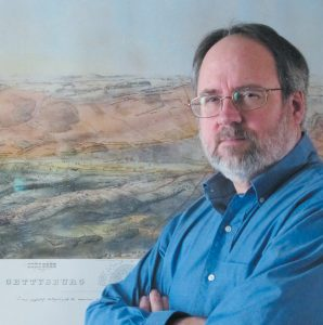 """ON THURSDAY, author Tom Huntington will speak at the Pejepscot Historical Society's Joshua L. Chamberlain Museum about his new book """"Maine Roads to Gettysburg."""" CONTRIBUTED PHOTO"""