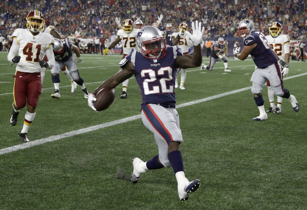 Rookie running back Ralph Webb is a longshot to make the Patriots' 53-man roster, but he helped his chances in New England's preseason opener, rushing for two touchdowns and scoring two 2-point conversions.