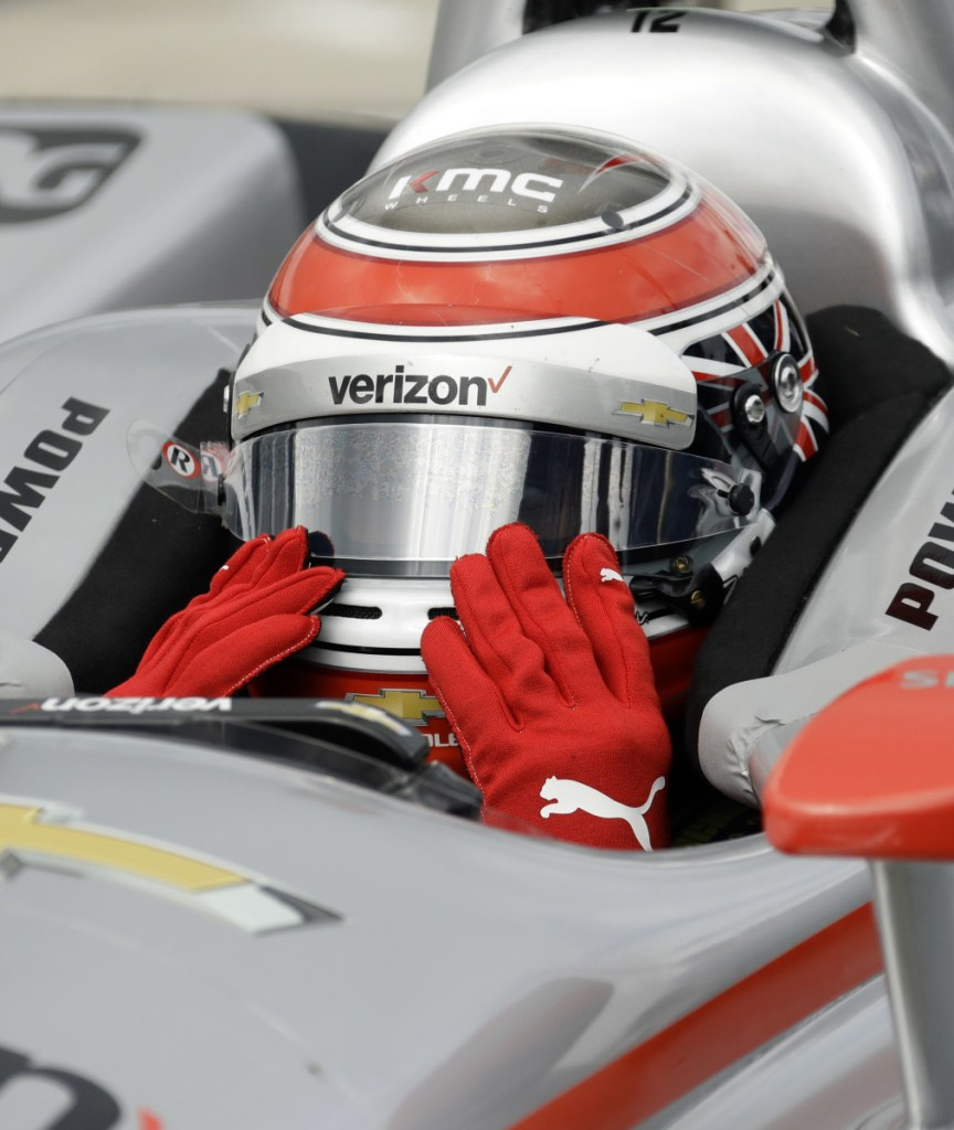 Will Power earned his 53rd career IndyCar pole Saturday, tying A.J. Foyt for second place on the career list.
