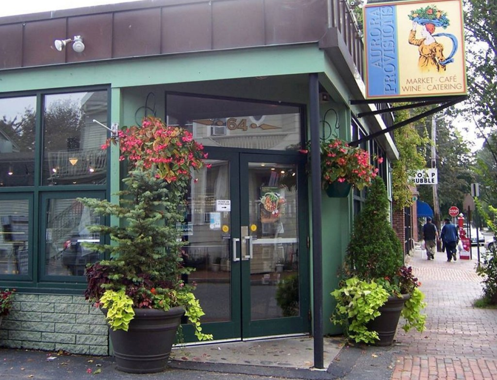 "Aurora Provisions at 64 Pine St. in Portland will shut its doors on Sept. 1. ""We did not come to this decision easily or hastily,"" owner Melissa Carr said."