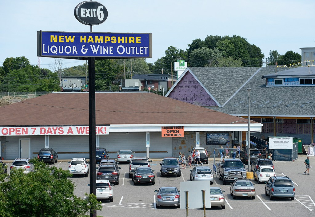 Alcohol A Factor In Fight Between Maine And New Hampshire