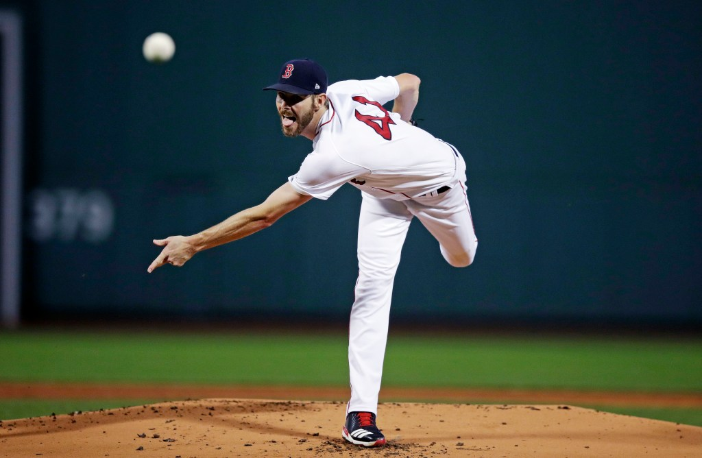"Saturday's starters are expected to play a big role, and Red Sox ace Chris Sale says it's ""the way I like to play the game."""