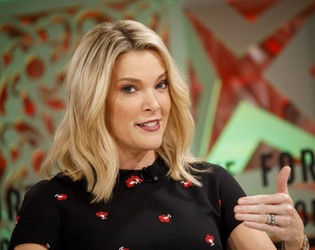 Online criticism was swift after Megyn Kelly asked why it is inappropriate to dress in blackface for a costume.