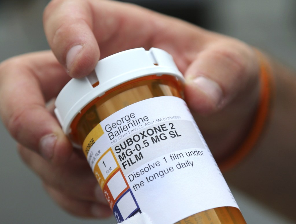 The proposal would not apply to medicine bought at pharmacies.