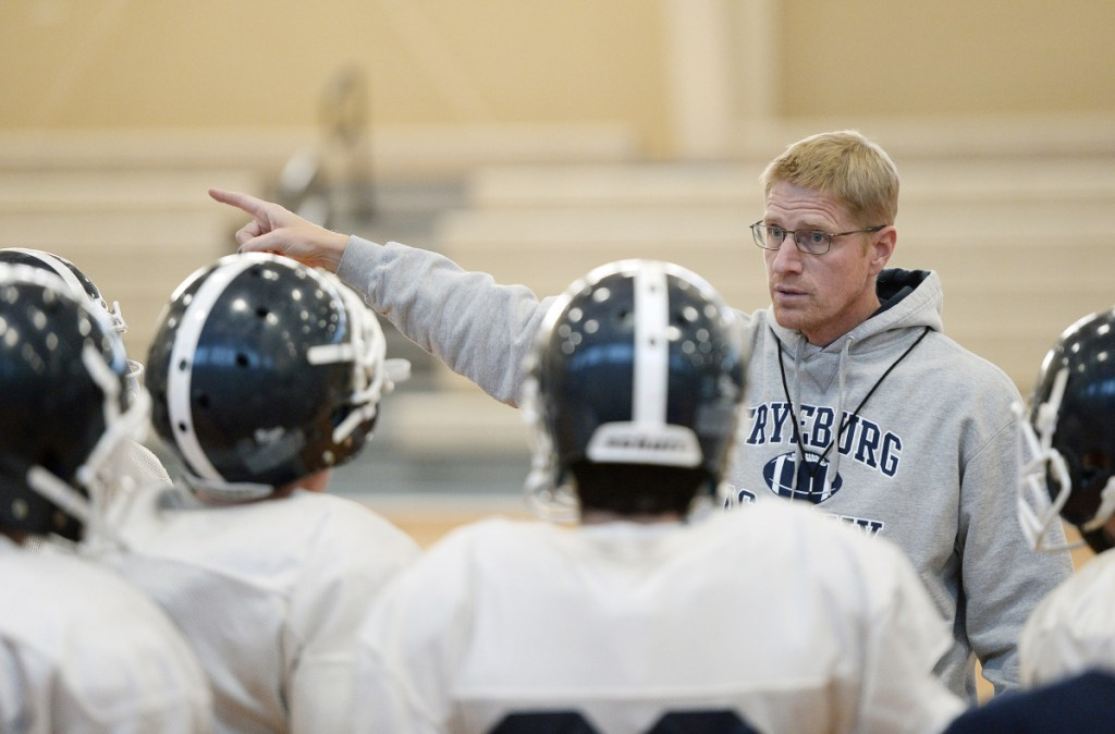 Coach David Turner has a long history with the Fryeburg football program dating back to when he played for his father, and now he has his team in the Class C state final.