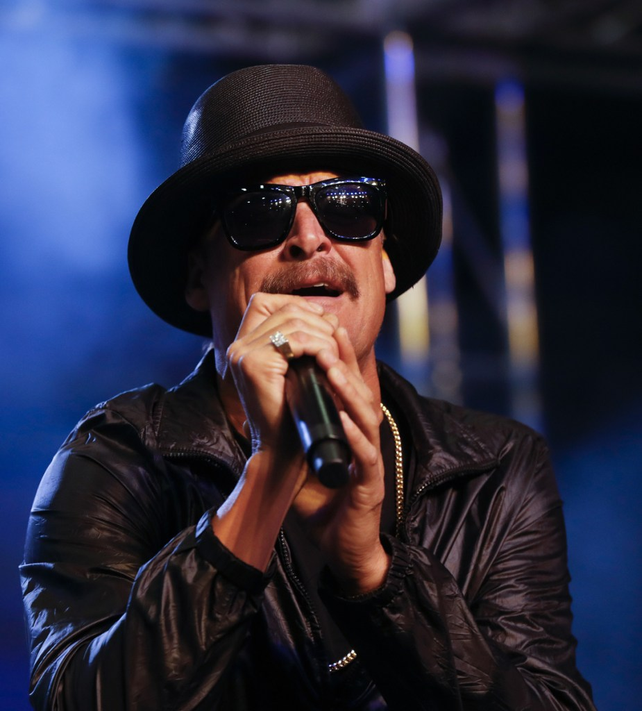 """Kid Rock says he regrets his choice of language on """"Fox & Friends,"""" but not the sentiment."""