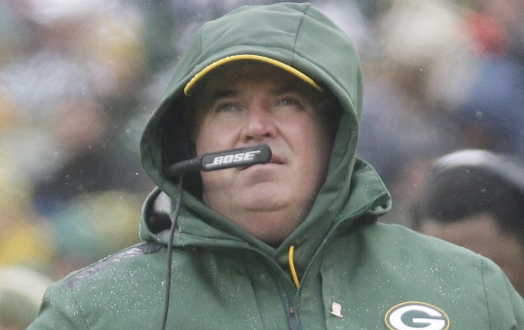 Fired by Green Bay