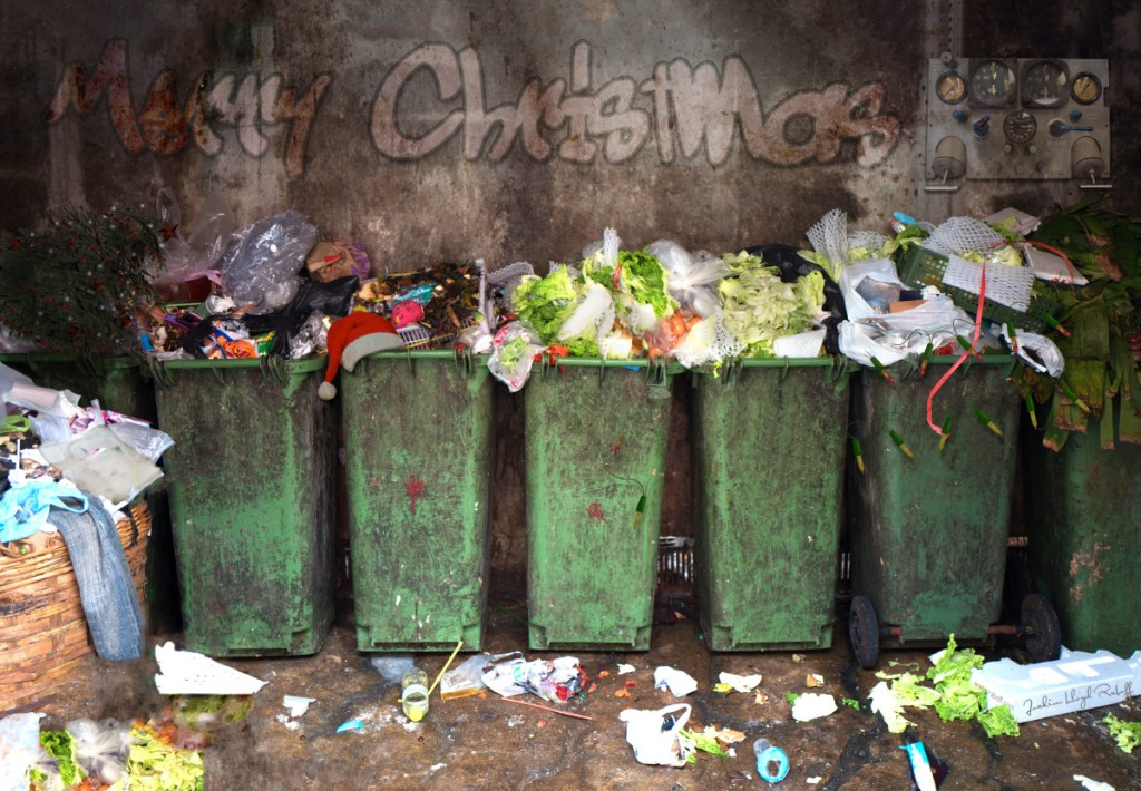 Reducing, reusing and recycling can make a big difference at your local transfer station after the holidays.