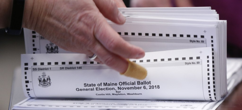 A federal judge has ruled that states have some options when they design their election systems.