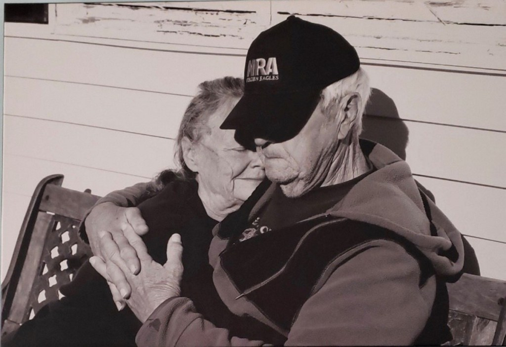 Leon and Charlene Gerrish were married for 52 years.
