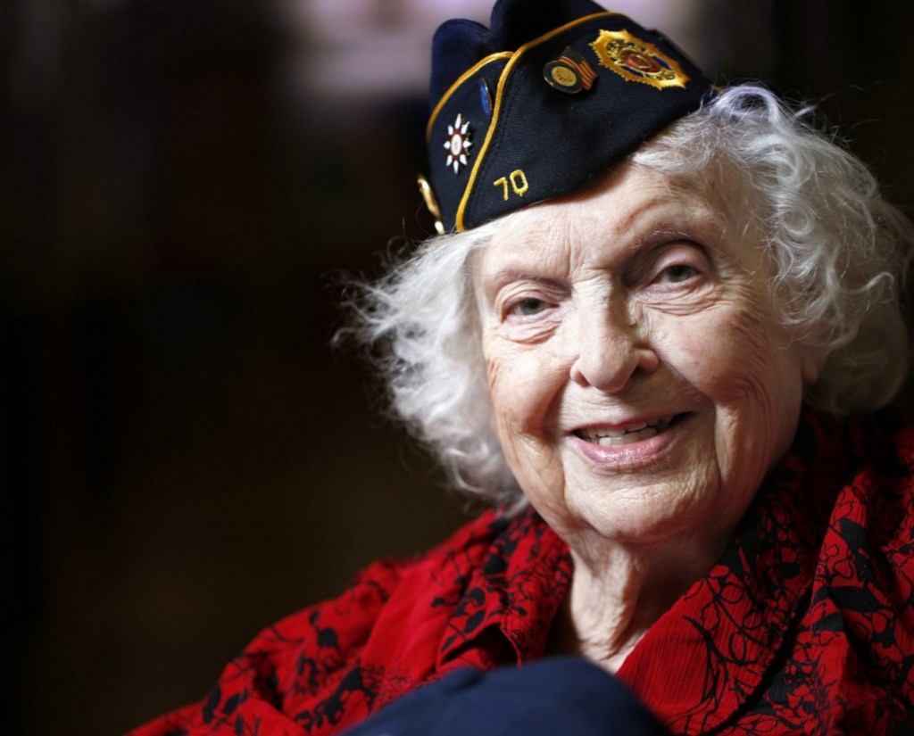 Norma Ham Merrill was recognized by the Navy as having a gift for pattern recognition and became a military code-breaker during World War II.