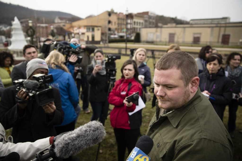 "Nicholas Boyle, a member of the Tamaqua Area School Board in Pennsylvania, told the media Friday that the policy to arm teachers and other school employees is designed ""to prevent the apocalypse."""