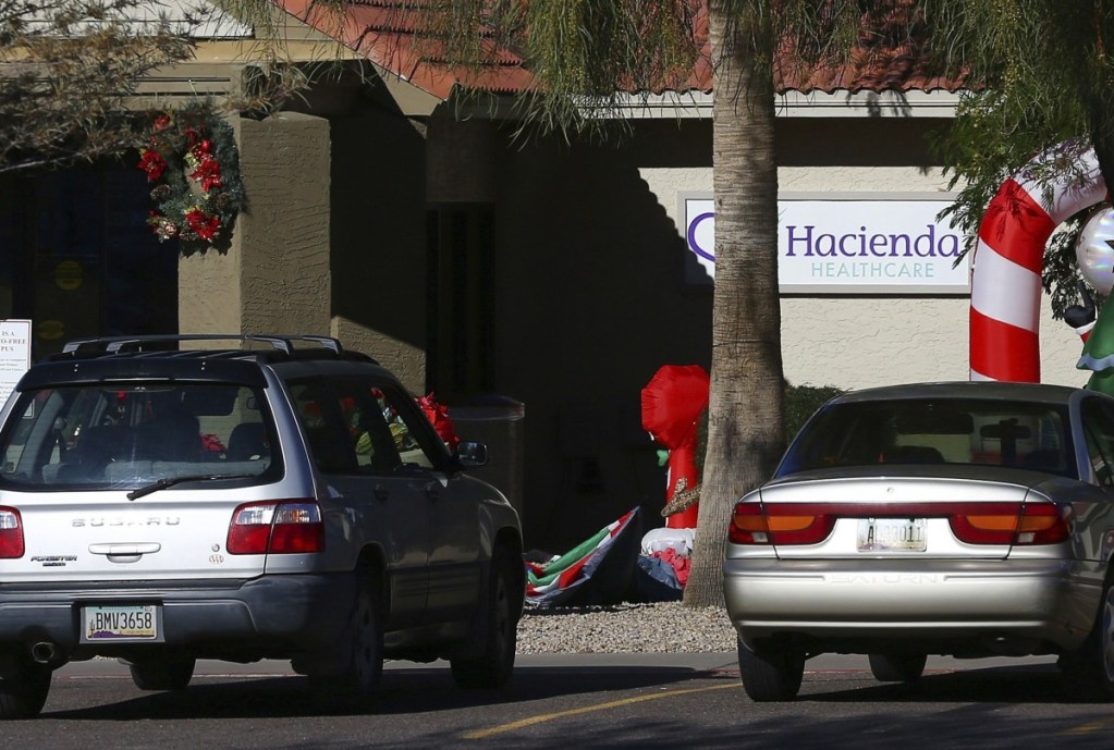 Phoenix police released the 911 call from Hacienda HealthCare regarding the patient in a vegetative state who went into labor a few days after Christmas.