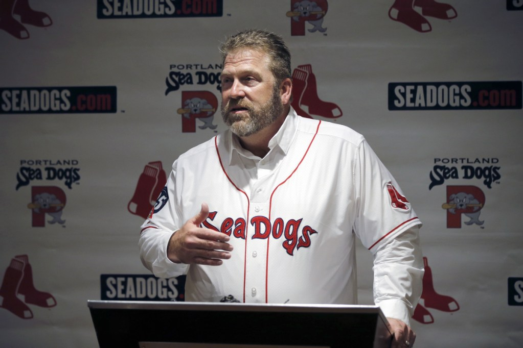 New Sea Dogs manager Joe Oliver played for a few intense managers during his major league career, but prefers to be more easygoing while managing.