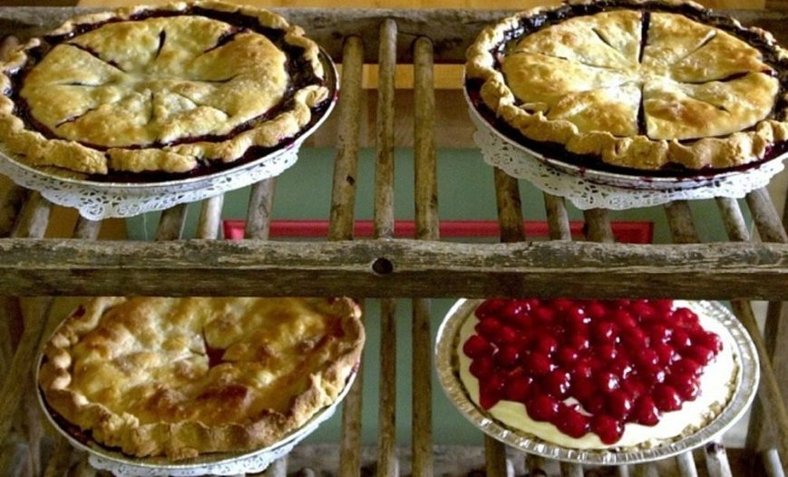 In celebration of National Pie Day next Wednesday, Two Fat Cats will host a pie-tasting buffet at the bakery's two locations over two days and a baking class at its South Portland shop.