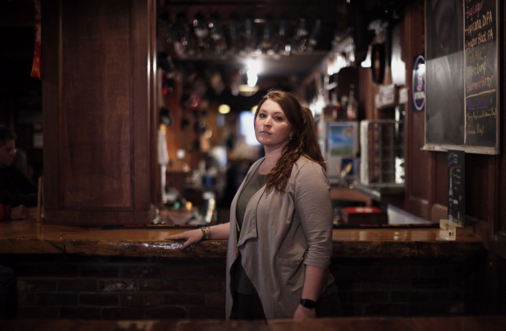 """Rebecca Lemieux, general manager of Run of the Mill bar and restaurant in Saco, said """"it's very serious"""" that at least five women believe they were drugged there Saturday night. """"I've told everyone that messaged me to call the police or make a report so that they take it seriously,"""" she said."""