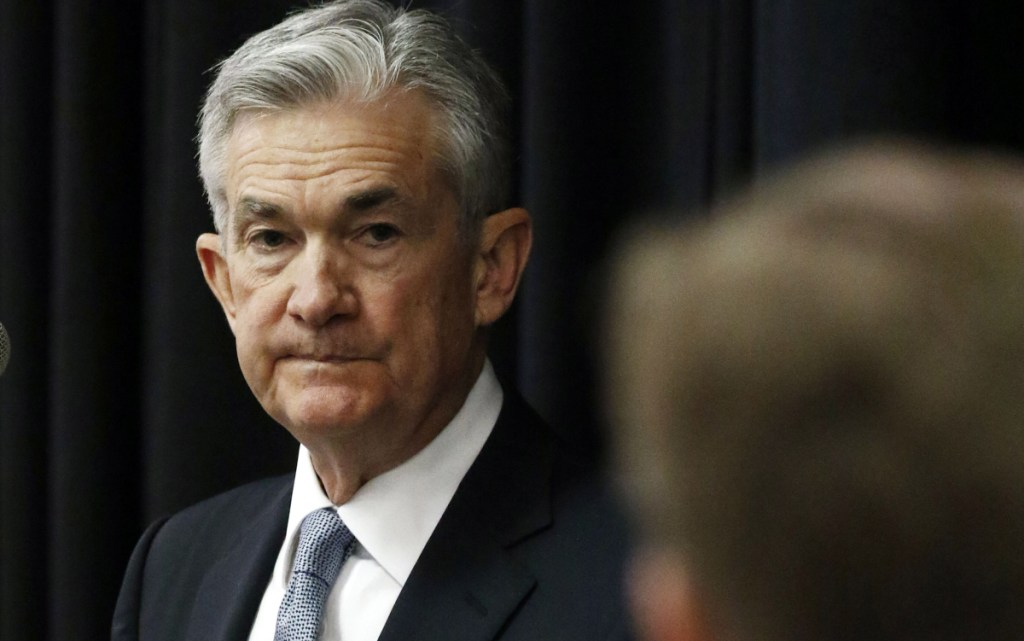 Federal Reserve Chairman Jerome Powell doesn't see a recession on the horizon, but he notes that rural areas are hurting.