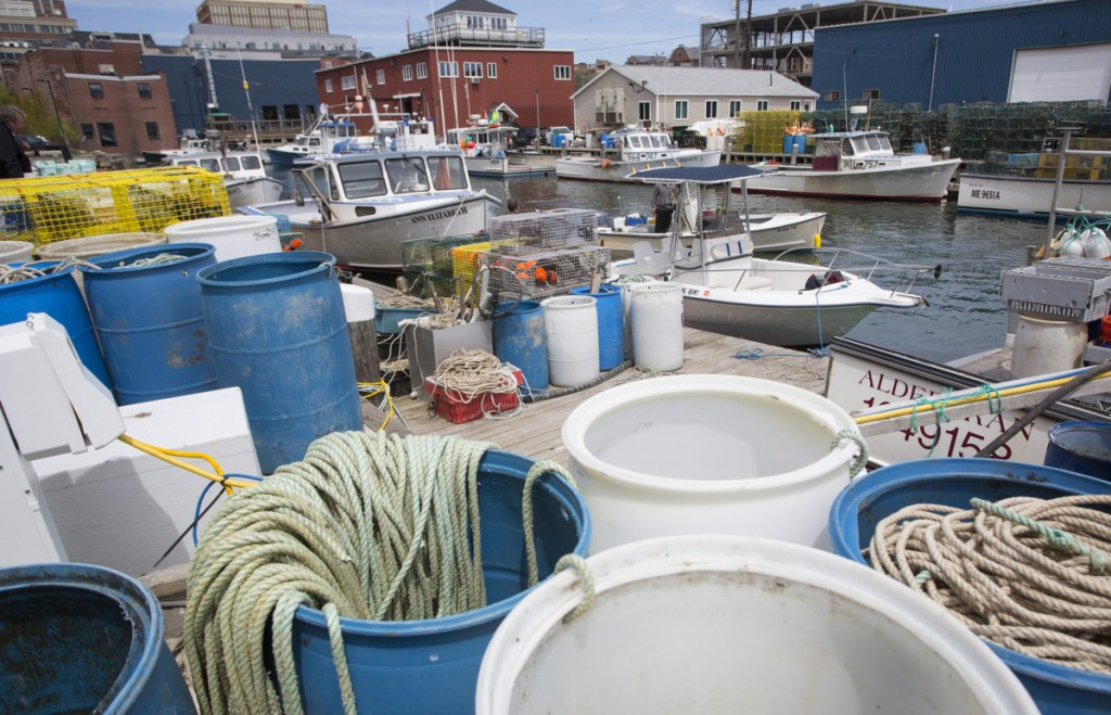 Complaints that Portland's building boom is encroaching on space for traditional marine uses prompted the City Council to pass a temporary moratorium on new waterfront construction late last year.
