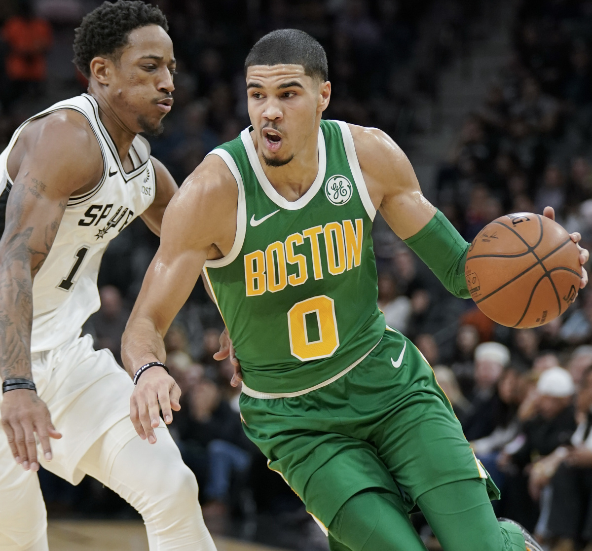 46fe09f9363 Celtics may soon face tough decision with Tatum - Portland Press Herald
