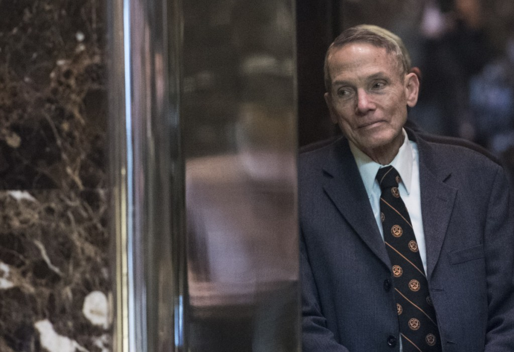 """The president is considering a committee to assess government climate reports for """"accuracy,"""" led by a foe of mainstream climate research, William Happer."""