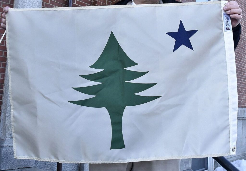 The design proposed for a new state flag is based on a flag from 1901.