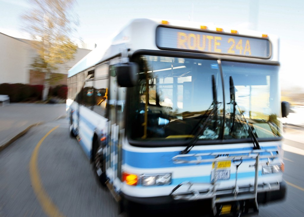 "A new public transit study looking at bus, rail and ferry services in southern Maine will be launched Thursday. ""Knowing our priorities will position the region to access more federal dollars for improving and expanding transit,"" officials said in a statement."