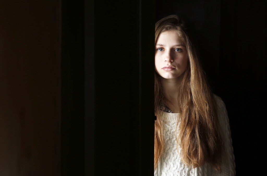 Alannah Shevenell, 16, a sophomore at Thornton Academy, is immune-compromised after having several organs transplanted when she was 9. The Hollis teen is vulnerable to infectious diseases – like pertussis – that are entirely preventable if enough people get vaccinated.
