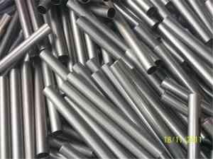 Aluminium Tube Swaging
