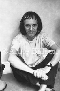 Dario Argento, film-maker. London, 1989.