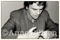 Neil Jordan, film-maker. London, 1982.