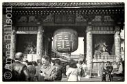 Kaminari-mon, Sensoji temple.
