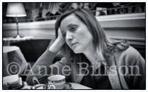 Helma Sanders-Brahms, film-maker. London, 1982.
