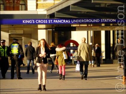 King'S Cross.