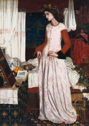La Belle Iseult by William Morris.