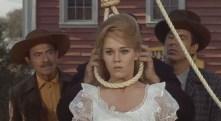 "Avenging outlaw: Jane Fonda as ""Catherine Ballou"" in Cat Ballou (1965)"