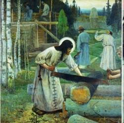 10. На алтарь Отечества. Сергиев цикл и образы монашествующих в живописи Нестерова. (2)